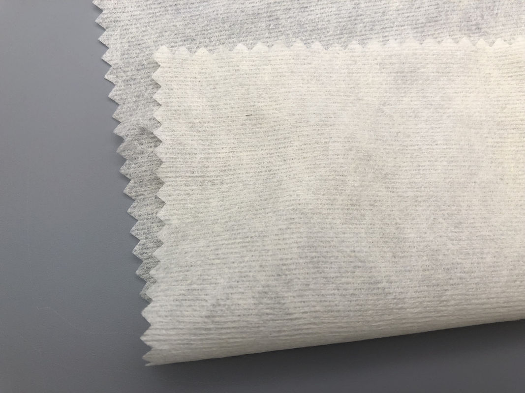Plain Pattern Spunlace Nonwoven Fabric Good Water Absorption Fro Fiber Facial Mask