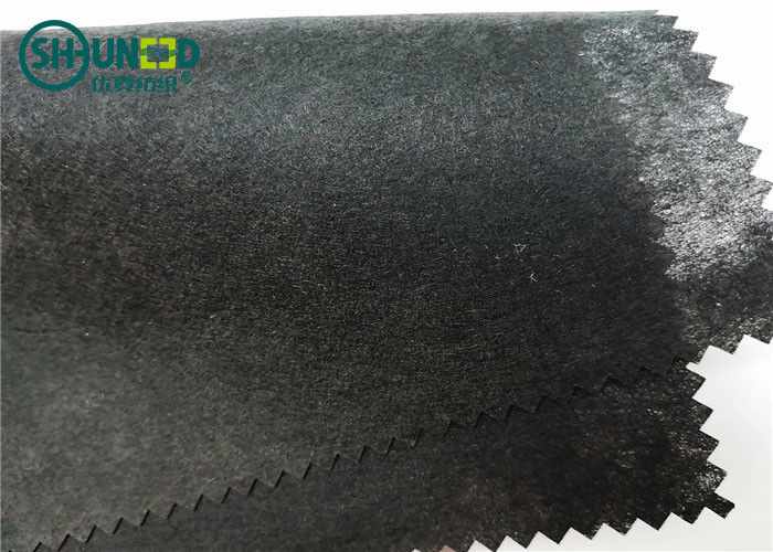 Air Laid 100% Polyester Embroidery Backing Fabric 65gsm Non Woven Cut Away Type